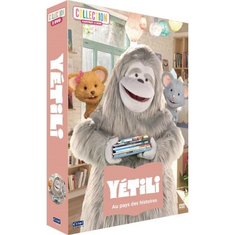 YETILI - COFFRET 2 DVD