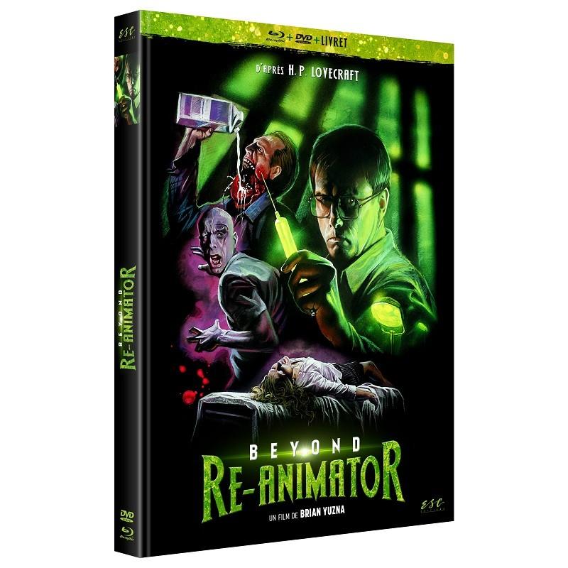 BEYOND RE-ANIMATOR- BRD + DVD
