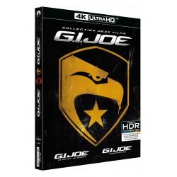 G.I. JOE  1 & 2 - COFFRET- UHD 4K