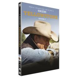 YELLOWSTONE SAISON 1 - 4 DVD