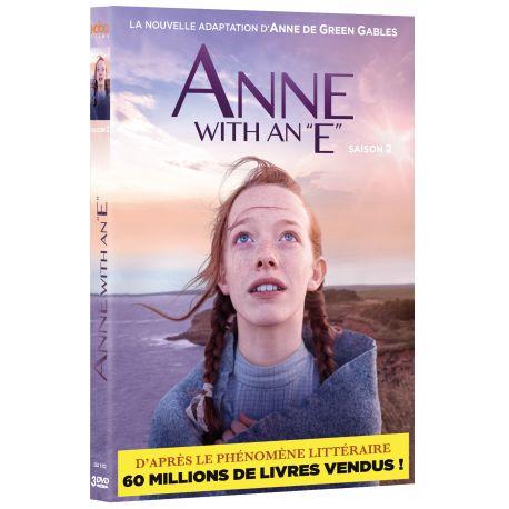 ANNE WITH AN E SAISON 2 - 3 DVD