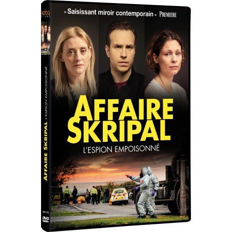 L'AFFAIRE SKRIPAL, L'ESPION EMPOISONNÉ - 2 DVD