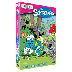 LES SCHTROUMPFS, LA BALADE DES SCHTROUMPFS - COLLECTION 2 DVD