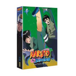 NARUTO SHIPPUDEN EDITION NINJA COFFRET 9 - 10 DVD