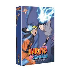 NARUTO SHIPPUDEN EDITION NINJA COFFRET 10 - 12 DVD