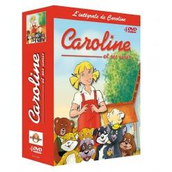 CAROLINE ET SES AMIS - COFFRET 4 DVD : VOL. 1 + VOL. 2 + VOL. 3 + VOL. 4