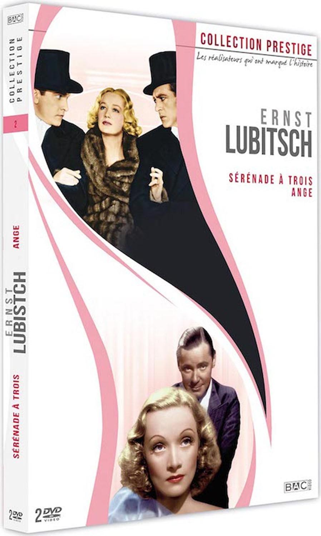 ERNST LUBITSCH - COFFRET 2 DVD