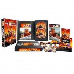 AU-DESSUS DE LA LOI (COLLECTOR VHS) - BRD + DVD
