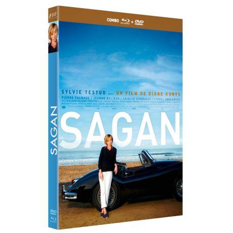 SAGAN ÉDITION LIMITÉE - DVD + BRD