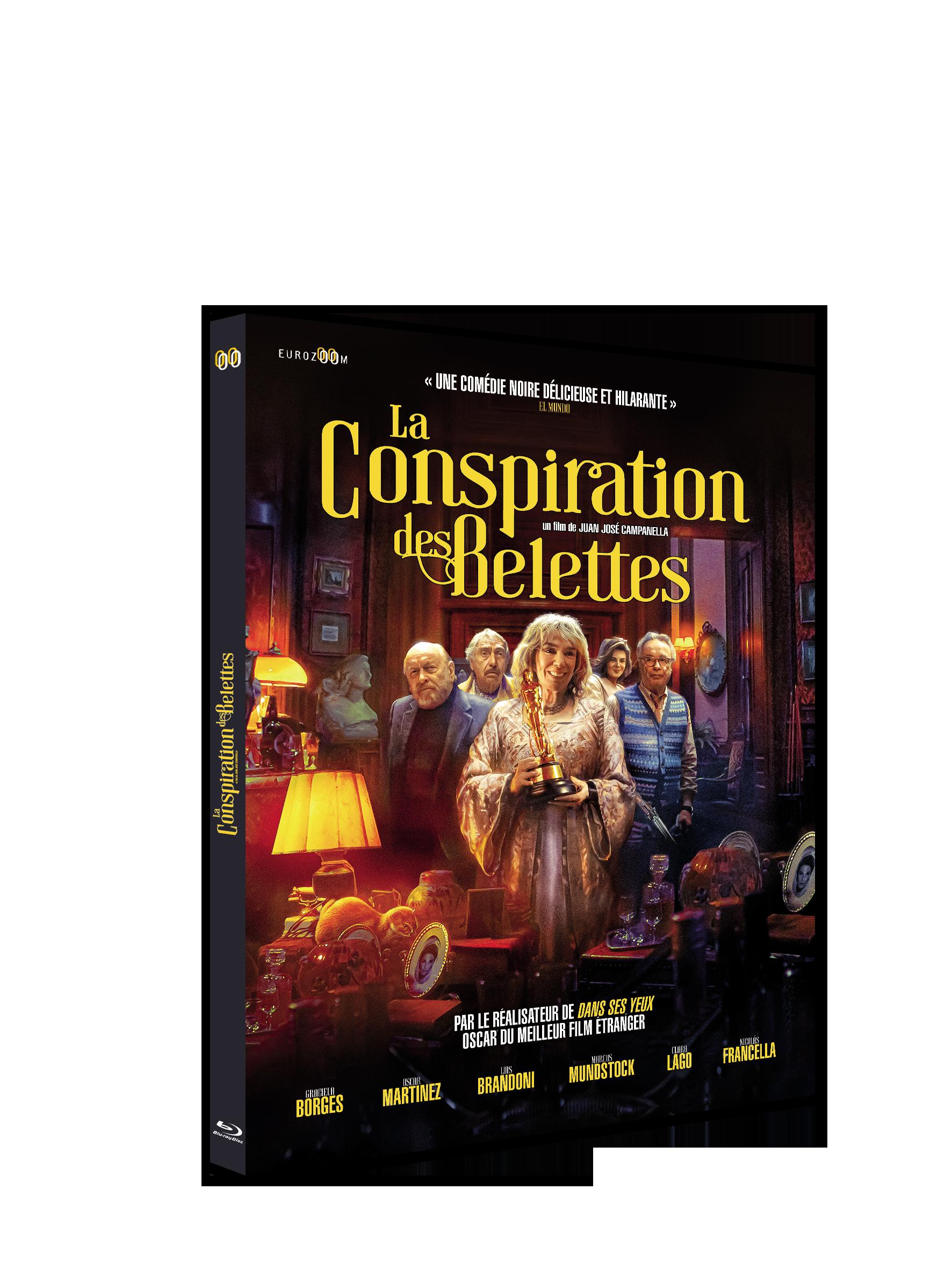 LA CONSPIRATION DES BELETTES - BRD