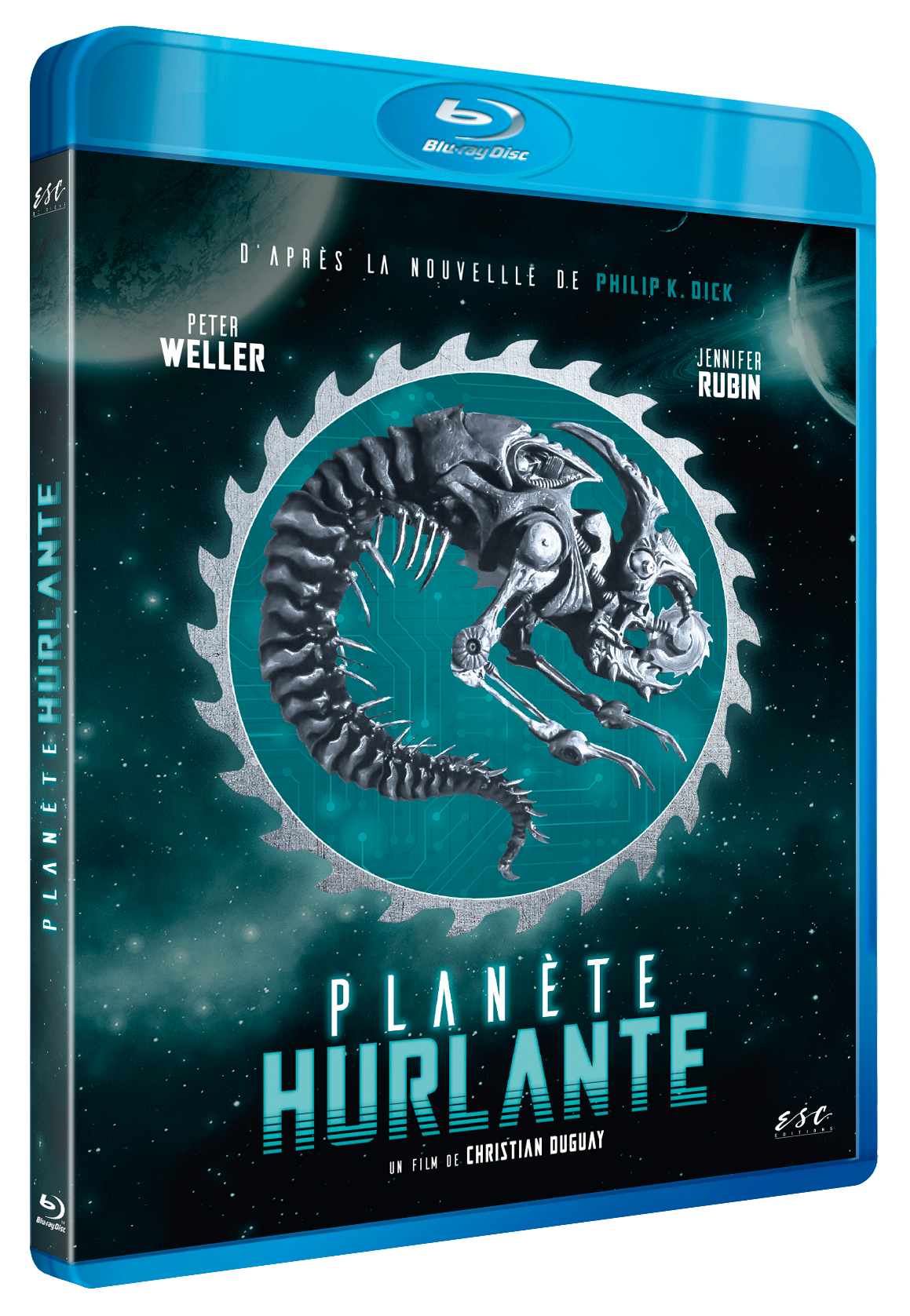 PLANETE HURLANTE - BRD
