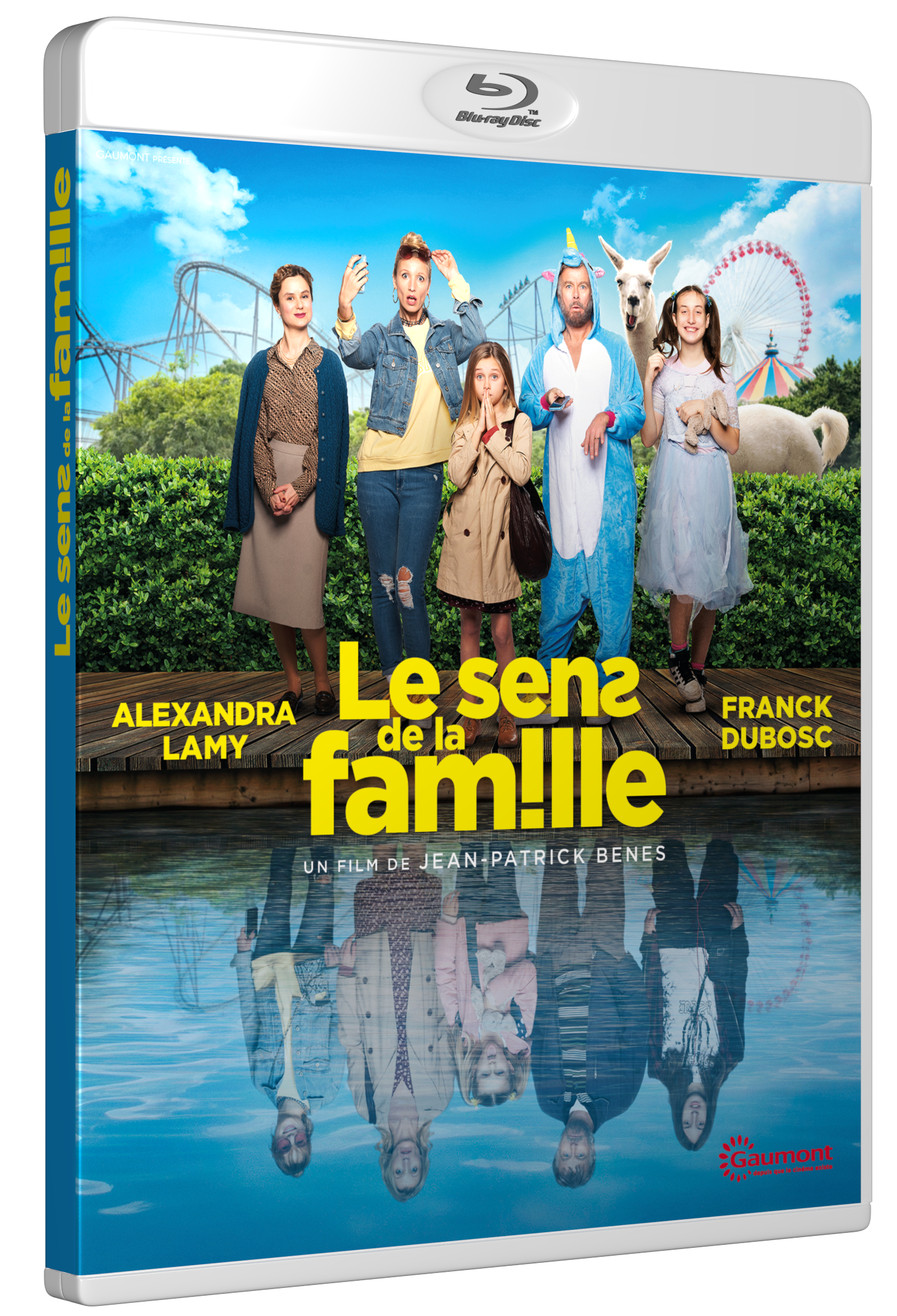 LE SENS DE LA FAMILLE - BRD