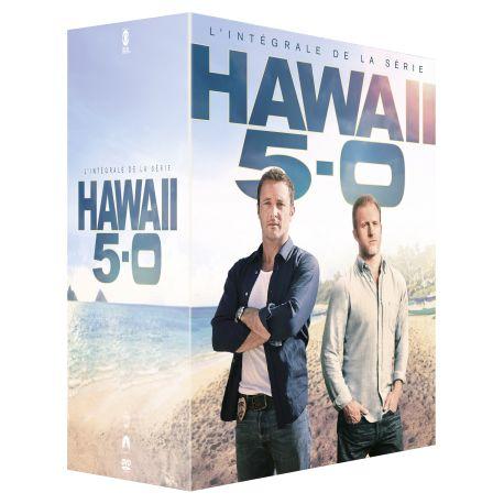 COFFRET HAWAII 5-0 - INTEGRALE SAISONS 1- 10