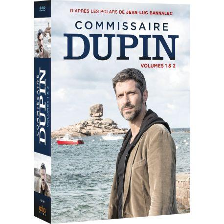 COMMISSAIRE DUPIN VOL. 1 & 2 - 5 DVD