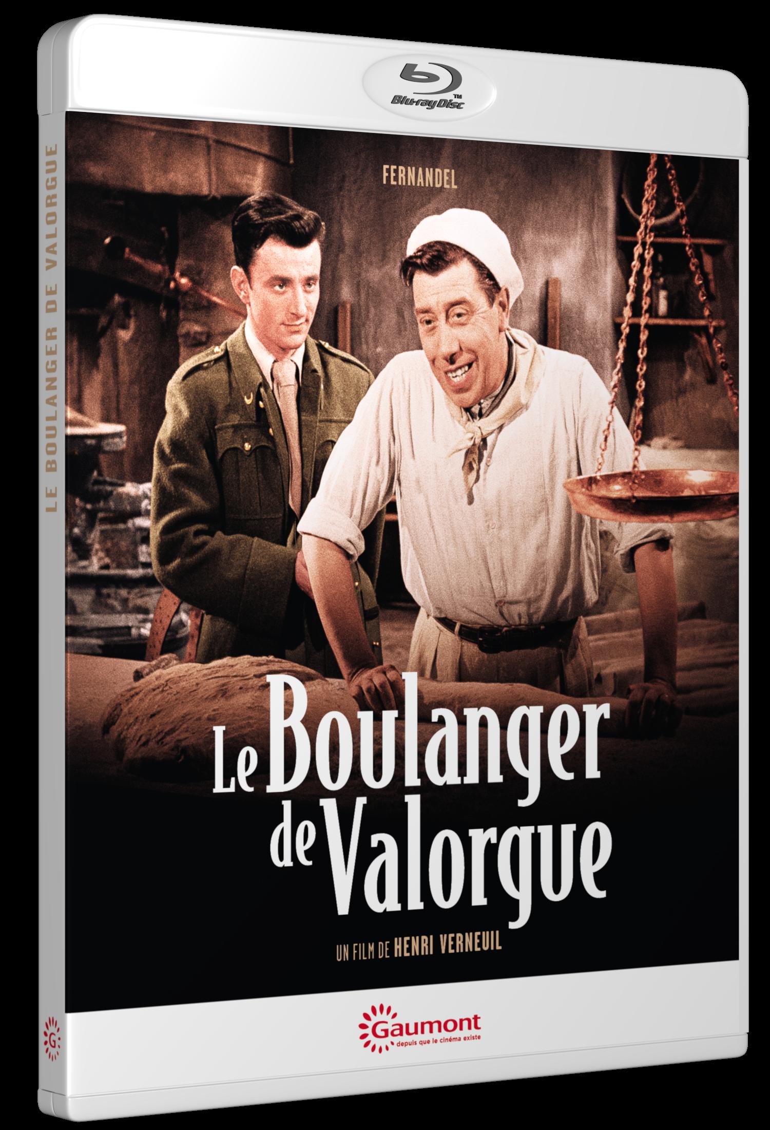 LE BOULANGER DE VALORGUE - BRD