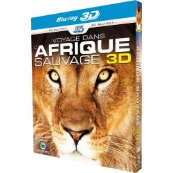 VOYAGE DANS L'AFRIQUE SAUVAGE 3D
